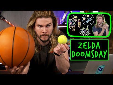 Zelda Doomsday Clock | Because Science Footnotes - Простые вкусные домашние видео рецепты блюд