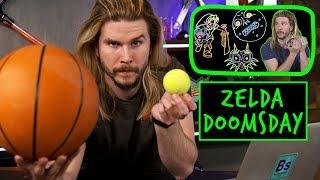 Zelda Doomsday Clock | Because Science Footnotes