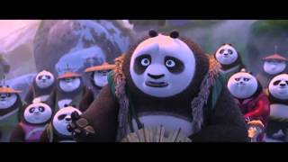 Кунг фу Панда 3  Трейлер