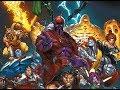 L'omnibus X-men l'Ére d'Apocalypse est arrivé !!