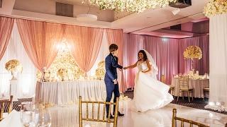 Оформление свадьбы. Украшение банкетов - как я это делаю - (08 серия)