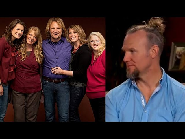 'Sister Wives' Kody Brown Breaks His Silence And Pours His Heart Out About Plural Marriage!!