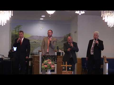 Alliance Quartet @Corona Baptist Church 8-19-18