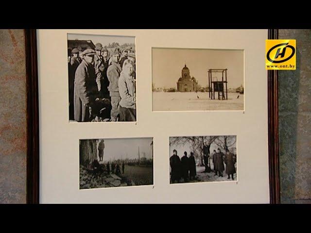 Неизвестные фотографии показали в музее истории Великой Отечественной войны