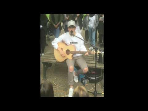 Jai Waetford - Shy (Live in Hyde Park, 30/5/2016)