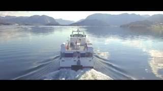Simrad Commercial - Helgoy GLIMT Passenger Ferry