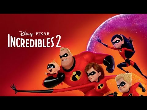 Incredibles 2 New Animation Movies 2019 Full Movies English Movie