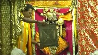 Dwarkadheesh -- Bhagwaan Shree Krishna temple (Exclusive) Aarti.