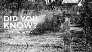 Did You Know - Cassinga Day