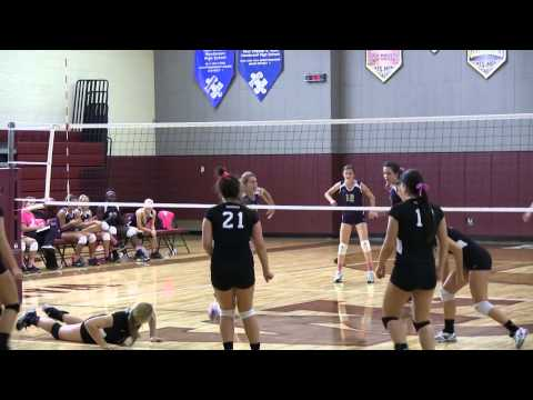 WC Rustin vs WC Henderson Girl