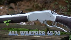 All-Weather Lever Action .45-70