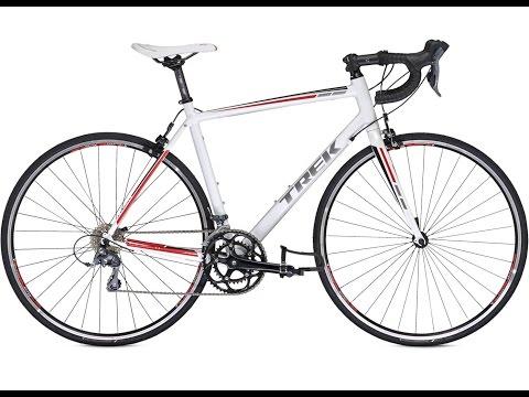 Trek Alpha 1.1 Road Bike - Riding Around Town Part 1 - McAllen, Texas