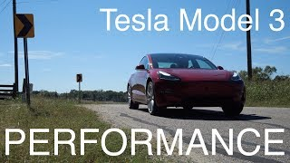 Here's why the Tesla Model 3 Performance is the Best Tesla yet!