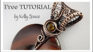 "Wire Wrap Tutorial ""Lupa&…"