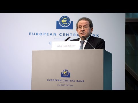 Keynote speech: Vítor Constâncio, Vice-President, European Central Bank - 03 May 2018