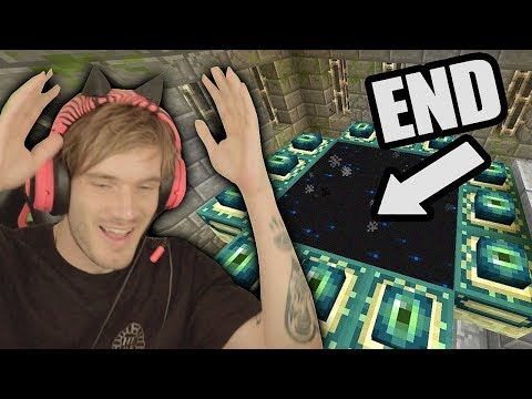 I found the END of Minecraft - Part 18