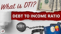 DTI - HOW TO CALCULATE YOUR DEBT TO INCOME RATIO (Both types of ratios & their impact to mortgage)