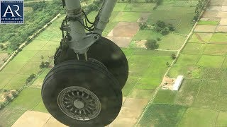 Awesome Spicejet Flight Landing Latest Video | AR Entertainments