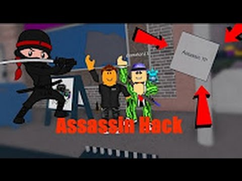 Roblox Assassin Aimbot Script Working April 17th Unpatchable