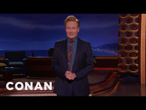 All Of Conan's Jewish Writers Stayed Home Today  - CONAN on TBS
