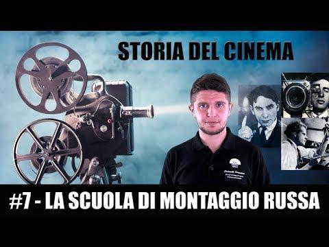 Storia del Cinema #7 - La Scuola di montaggio russa
