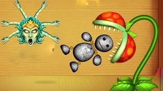 Chomper vs Kick The Buddy Kick The Buddy Gameplay