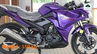 Lifan KPR150 Review@Reviews For You