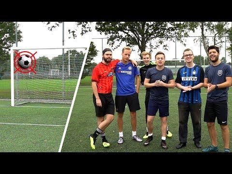 De Kruising Penalty / Volley Challenge! - Voetbal Cup #1
