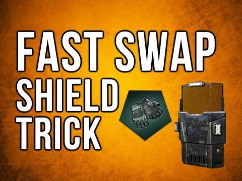 Black Ops 2 In Depth - Fast Swap Assault Shield Trick