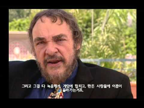 PS2 The Lord of the Rings The Two Towers   John Rhys Davies