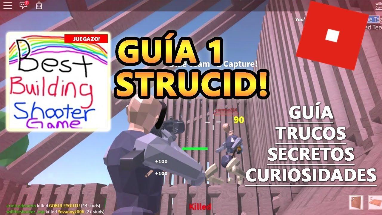 Strucid, Juegazo estilo Fortnite! Como Jugar + Dinero para ...