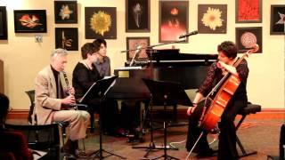 """Schumann Fantasy Piece No. 2 (""""Lebhaft, Leicht"""")"""