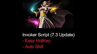 Invoker Script/Hack (7.3 Update)