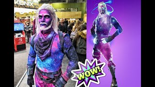 Amazing !!! | 15 Fortnite Skin Vs Real Life