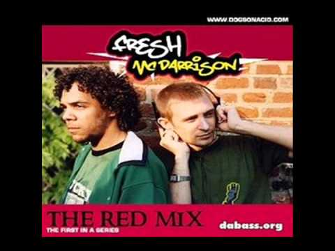 DJ Fresh & MC Darrison presents The Red Mix (Drum & Bass Mix)