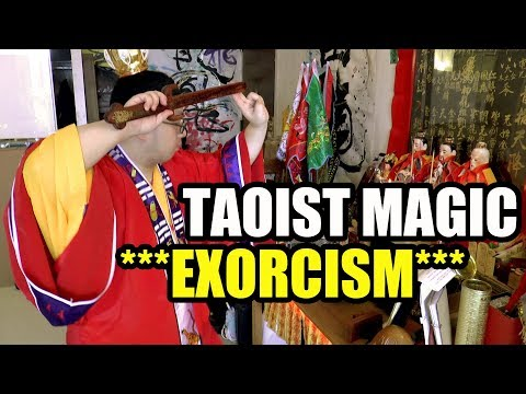 Taoist Magic Exorcism by Distance - Taoism / Daoism