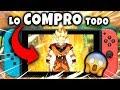 Así es DRAGON BALL FIGHTERZ para Nintendo SWITCH 😱 GAMEPLAY Español y Unboxing