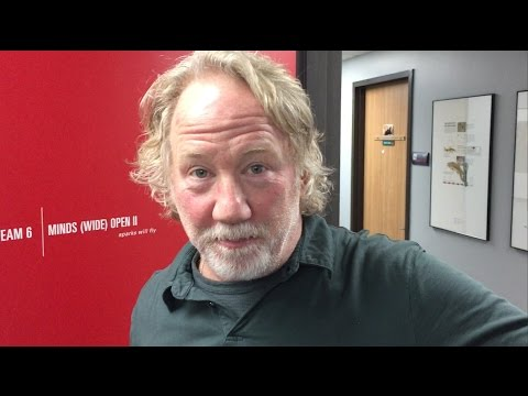 Tim Busfield's students describe him in a word