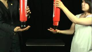 Topsy-Turvy Soda Bottles by Wack-O-Magic / SEO MAGIC USA