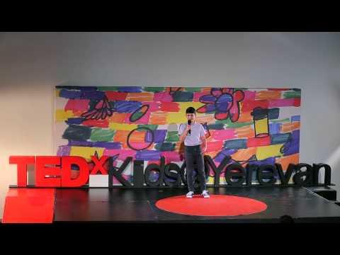 My guitar | Ashot Hovhannisyan | TEDxKids@Yerevan