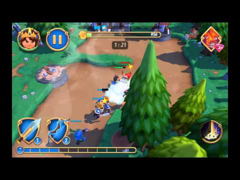 Royal Revolt 2 - Android Gameplay HD