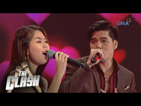 The Clash: Nanliligaw, Naliligaw by Anthony Rosaldo and Charline Fiel