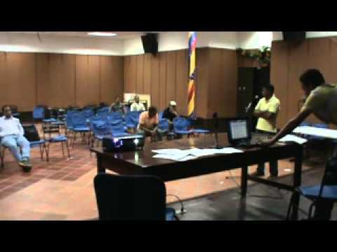 Reunion de Grupos Estudiantiles UNEXPO CARACAS Parte II
