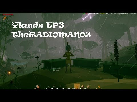 "Ylands EP3 ""Ah..It's Raining...Hard"""