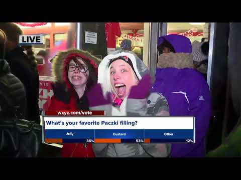 Fat Tuesday celebrations underway in Hamtramck