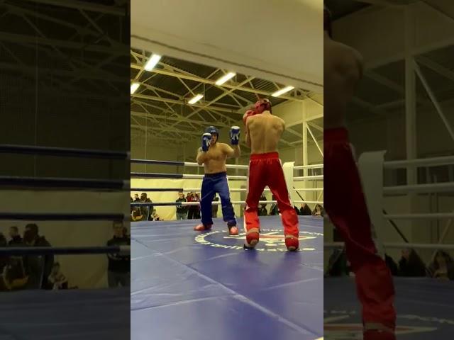 Чемпионат Л.О по кикбоксингу