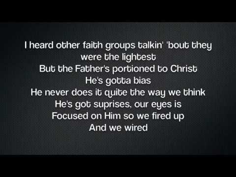 Brag On My Lord - Trip Lee - Lyrics