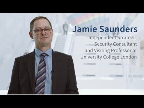Jamie Saunders, University College London, talks about cyber-attack tactics and approaches