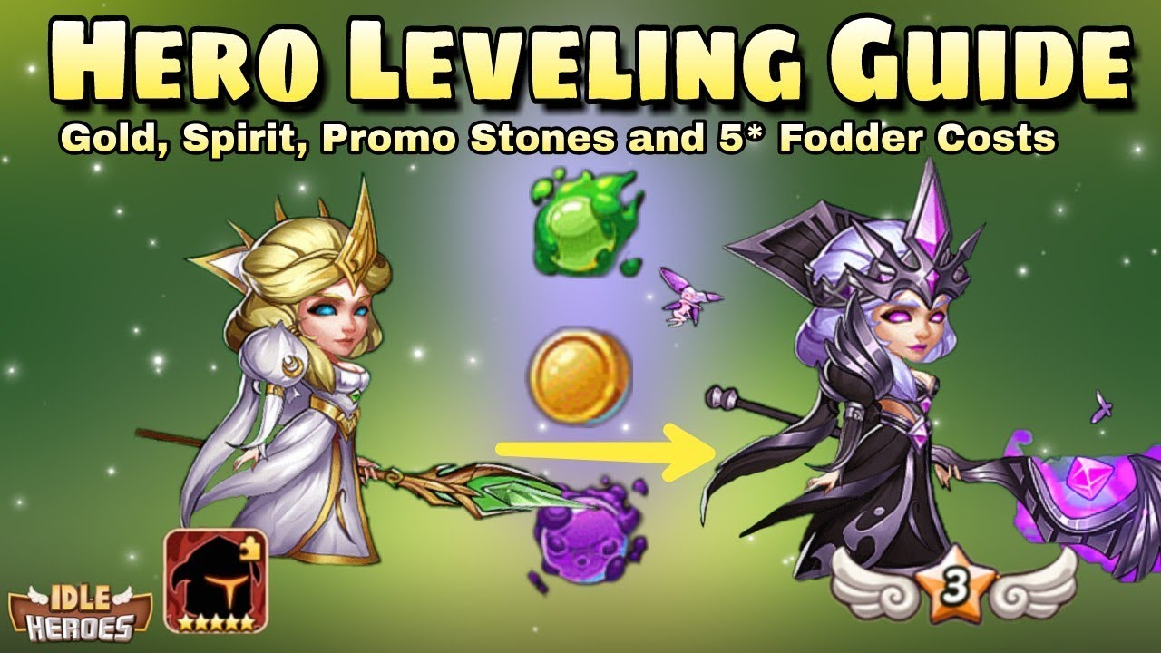 idle heroes promotion