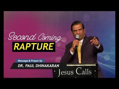Second Coming - Rapture (English - Hindi)   Dr. Paul Dhinakaran